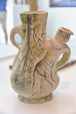 Farmer at the Well [vase]