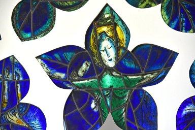 Blue Rose Window
