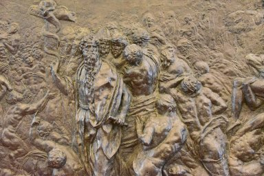 Moses and the Brazen Serpent