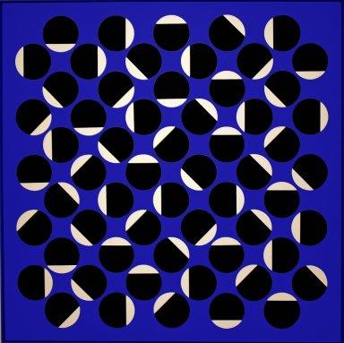 Group of Black Circles