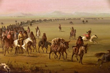 Caravan En Route