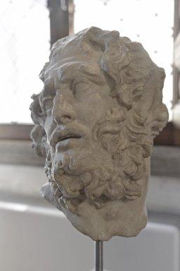 Head of an Aged Centaur