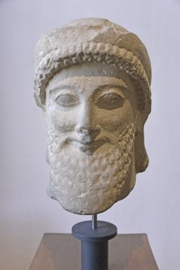 Head of a Priest (?)
