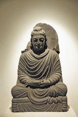 Buddha in dhyanamudra