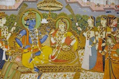 Corronation of Ramachandra