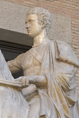 """Equestrian Statue of Marcus Nonius Balbus, """"the Younger"""""""