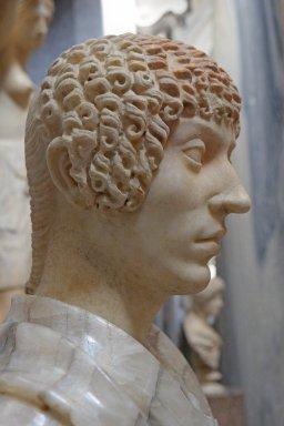 Female Portrait Bust [combined fragments]