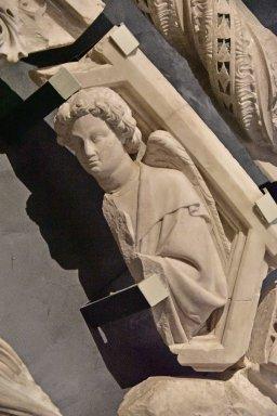 Florence Cathedral, Porta della Mandorla [original fragments]