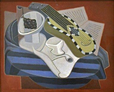 Inlaid Guitar
