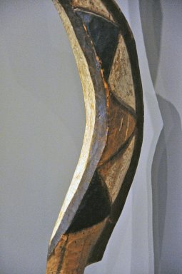 "Zoomorphic Crest Mask of ""Bansonyi"" from Guinea"