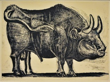 The Bull [Third State]