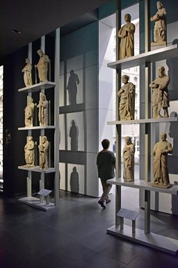 Museo dell'Opera del Duomo, New Exhibit Space (Hall of the First Facade)