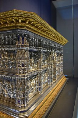 Silver Altar with Scenes from the Life of St. John Baptist