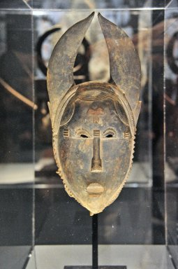 Kpan Pre Mask from Côte d'Ivoire