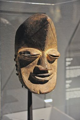 Wee Female Mask from Côte d'Ivoire