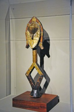 Reliquary Guardian Figure (mbulu ngulu) from Gabon