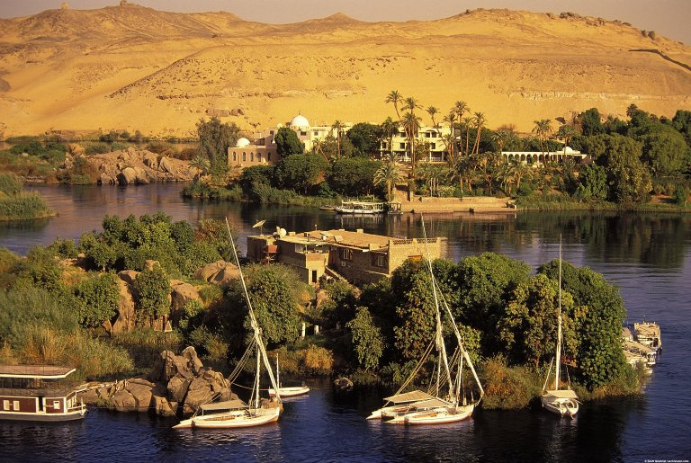Aswan: Topographic Views, Aswan: Topographic Views