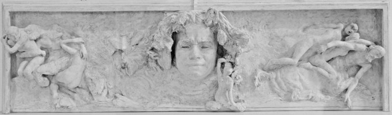 Relief panels edited from The Gates of Hell, Relief panels edited from The Gates of Hell