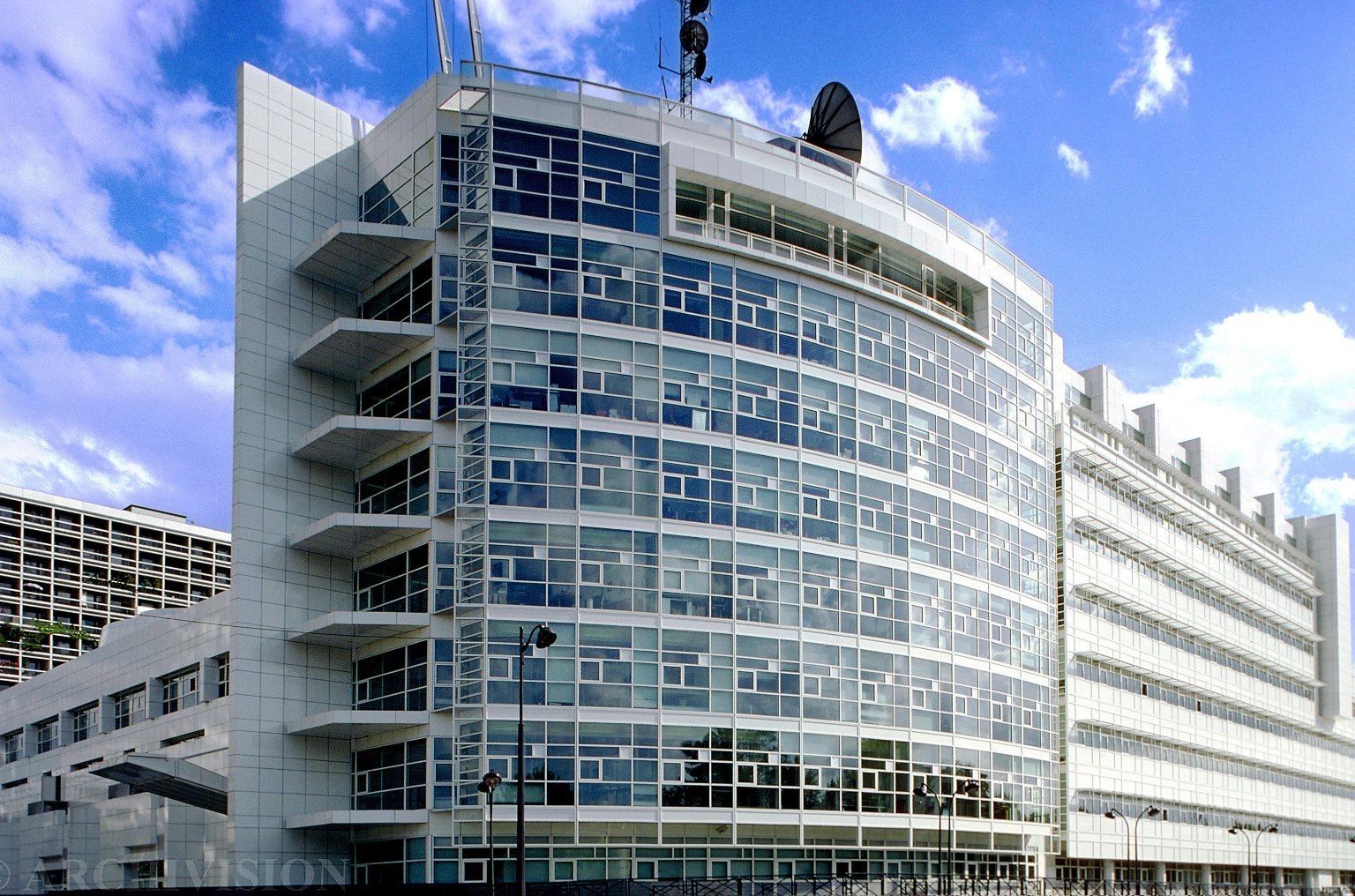 Canal+ Headquarters