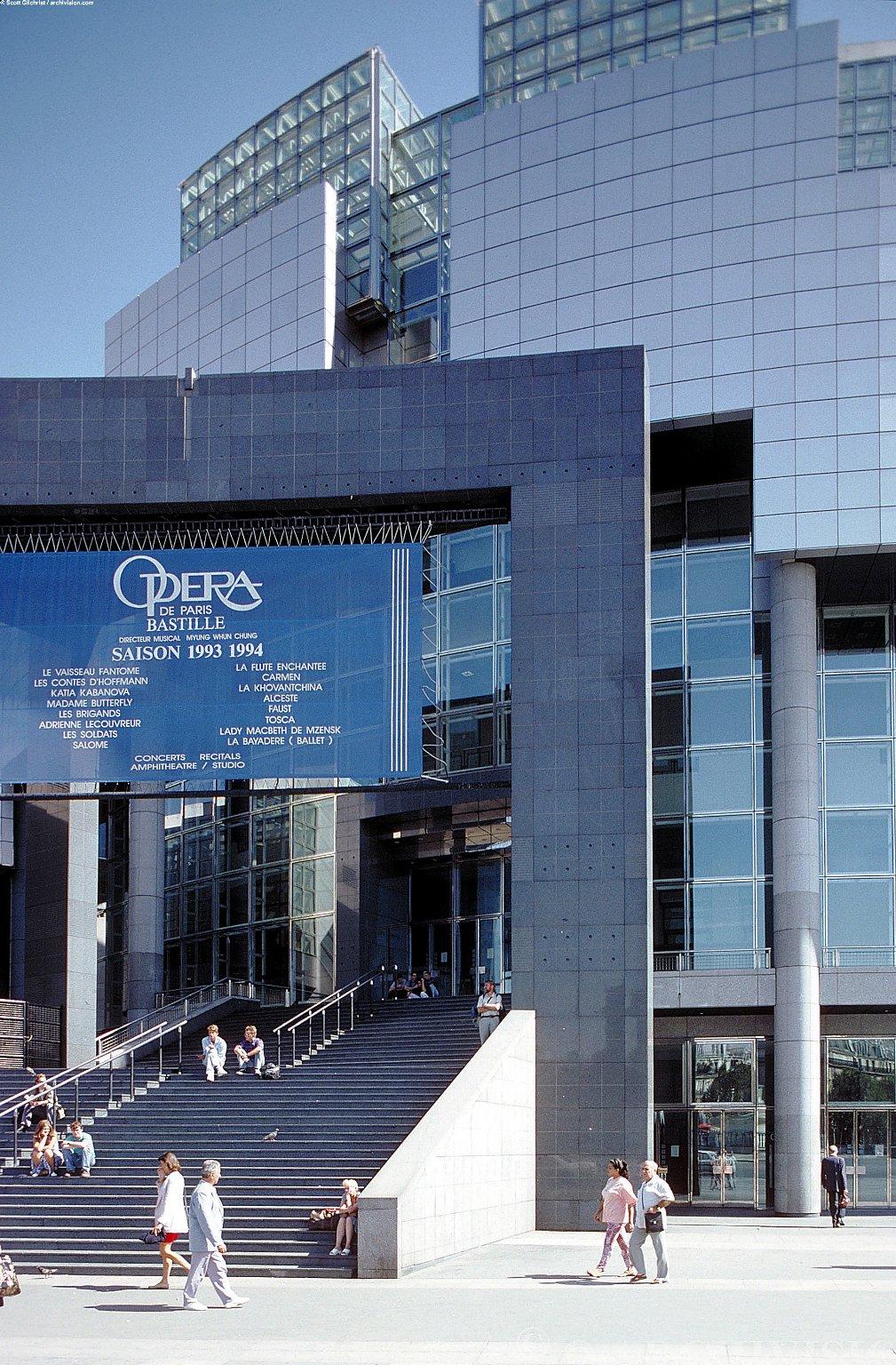 Opéra de la Bastille