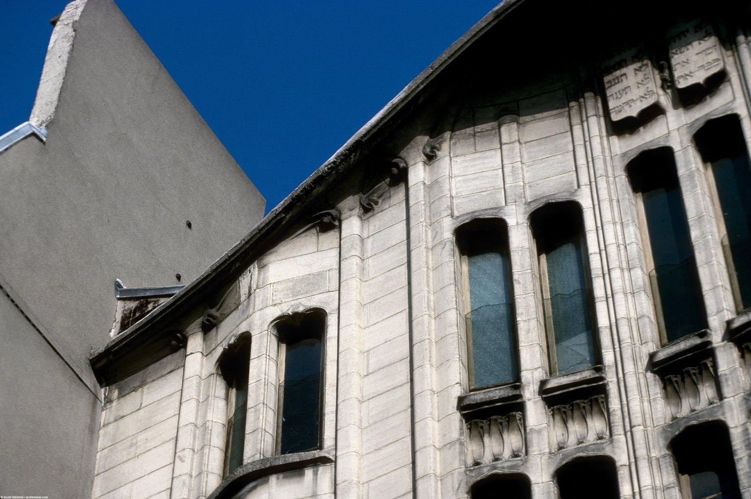 Synagogue, 10 rue Pavée