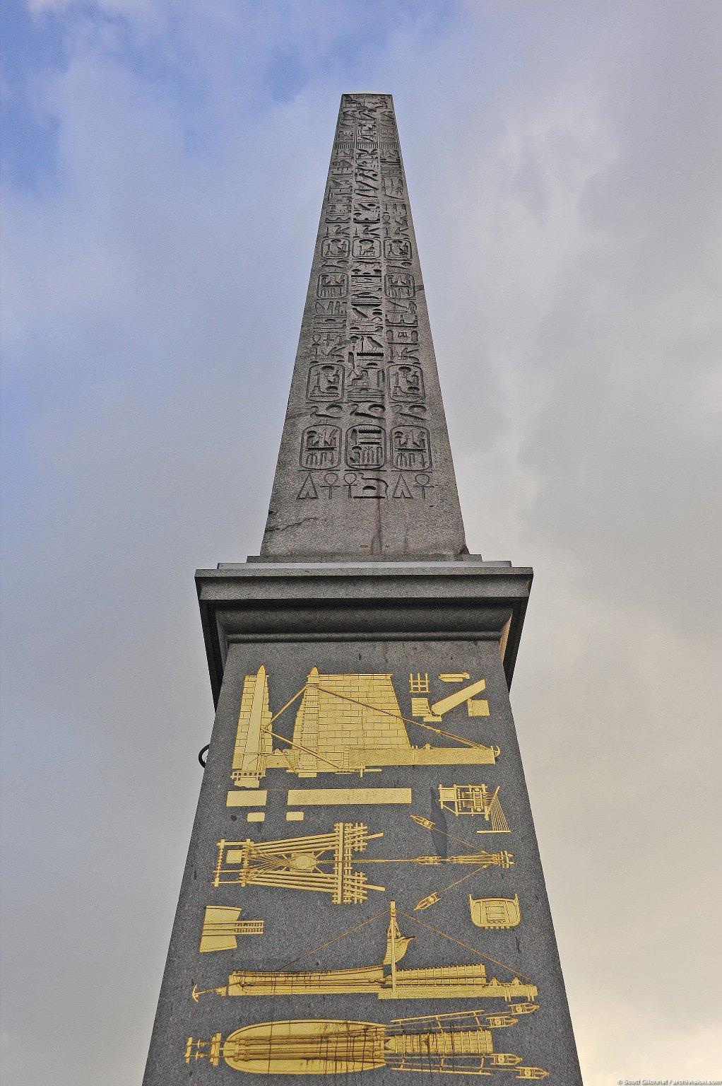 Luxor Obelisk [in Paris]