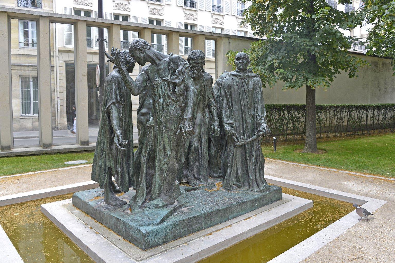 Burghers of Calais [Musée Rodin Cast]