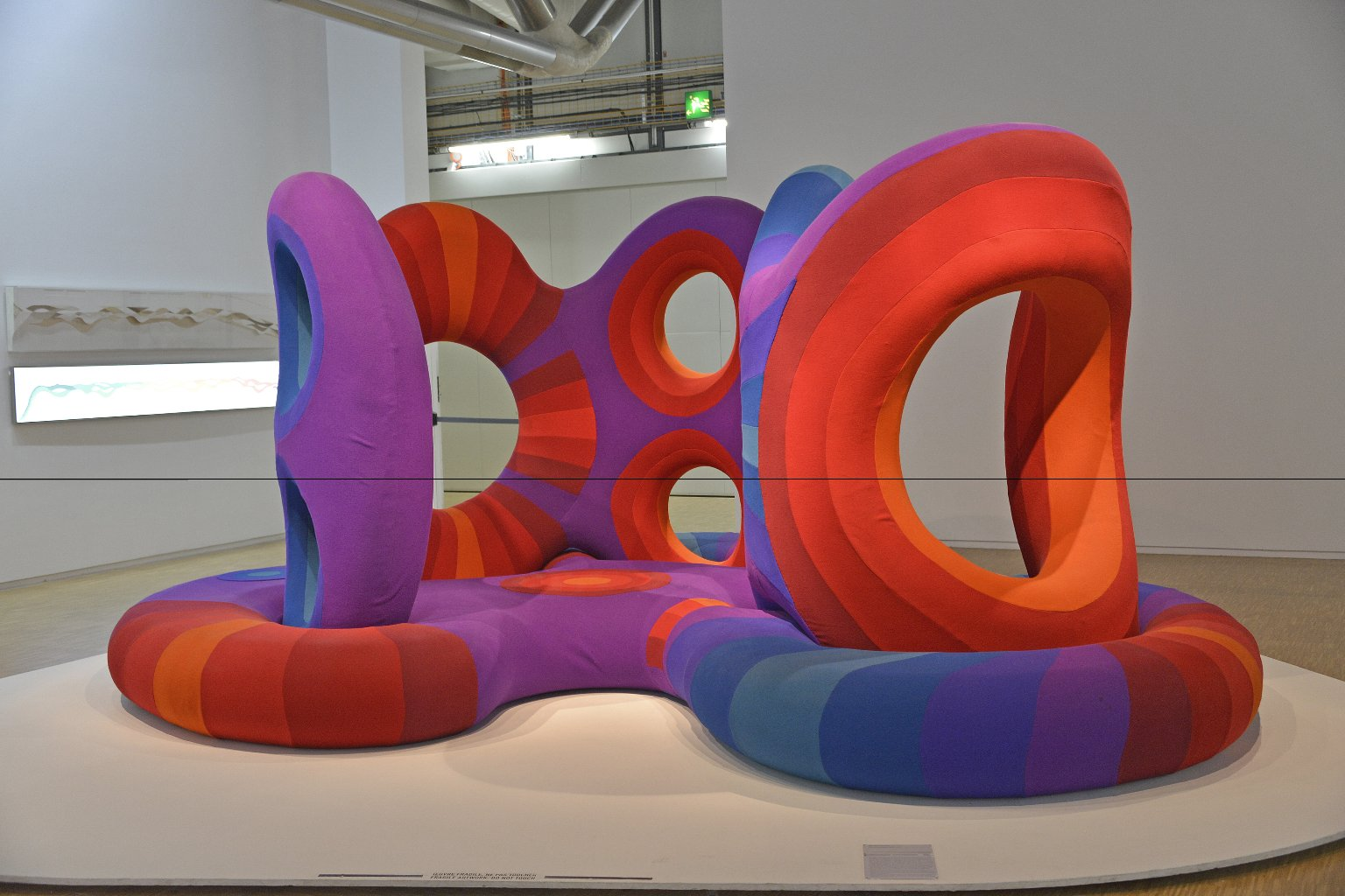 Living Sculpture Sofa