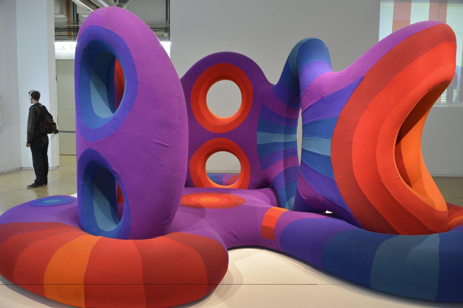 Living Sculpture Sofa